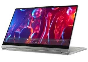 "PC Portable 14"" Lenovo Yoga 9i 14ITL5 - 4K UHD Tactile, i7-1185G7, RAM 16 Go, SSD 512 Go, Windows 10"