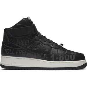 Baskets montantes Nike Air Force 1 High '07 Premium (Tailles 40.5 à 45)