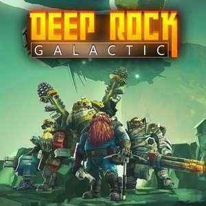 Deep Rock Galactic sur PC (Dématérialisé - Steam)