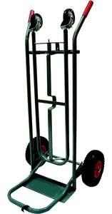 Diable transformable - 250 Kg, 2 positions horizontale/verticale