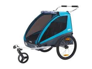 Remorque vélo enfant Thule Coaster 2 XT
