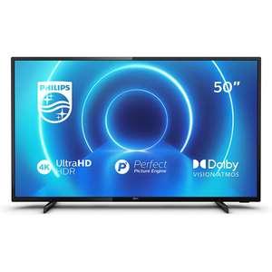 "TV 50"" Philips 50PUS7505 - 4K UHD, Smart TV"