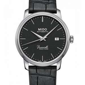Montre automatique Mido Baroncelli III (M027.407.16.050.00) - Stylos-Montres.fr