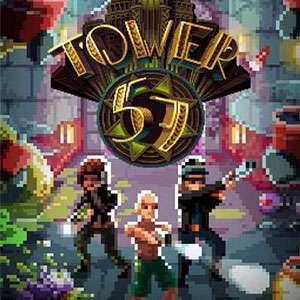Tower 57 gratuit sur PC (dématérialisé, Steam)