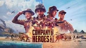 Accès à la Pré-Alpha de Company of Heroes 3 sur PC (Dématérialisé)