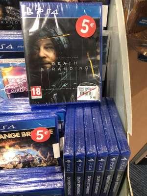 Jeu Death Stranding sur PS4 - E.Leclerc Olivet (45)