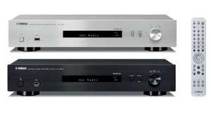 Lecteur réseau Hi-Fi - Yamaha MusicCast NP-S303 - Noir ou Argent