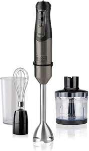 Mixeur Plongeant Black & Decker BXHBA1000E (1000W) + 3 accessoires