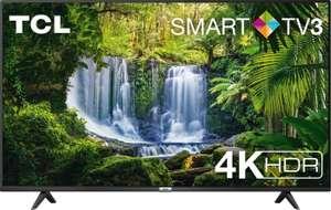 """TV 43"""" TCL 43P611 - 4K UHD, LED, Smart TV"""