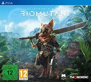 Biomutant - Édition Collector sur PS4
