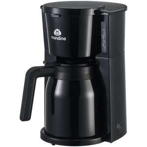 Cafetière filtre isotherme Mandine MCM900TH-21 - Noir