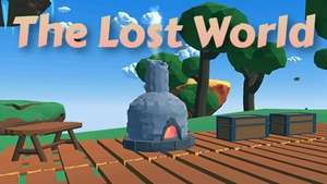 Jeu The Lost World gratuit sur PC (Dématérialisé - DRM-Free)