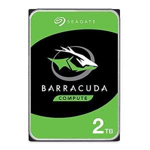 "Disque dur interne 3,5"" Seagate Barracuda (ST2000DMZ08) - 2 To, 7200RPM, SATA 6GB/S"