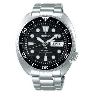Montre automatique Seiko Diver Prospex King Turtle (SRPE03K1) - Bijouterie-Clouzeau.fr