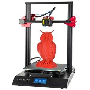 Imprimante 3D Creality CR-10S Pro - 300 x 300 x 400 mm (Entrepôt Allemagne) - TVA incluse