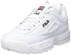 Chaussures Fila Disruptor Kids - blanc (du 28 au 39)