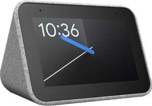 Assistant vocal Lenovo Smart Clock - gris ou noir (+ 1.05€ en Rakuten Point) - Boulanger