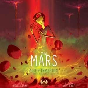 [Précommande] Extension Alien Invasion pour Jeu de société On Mars