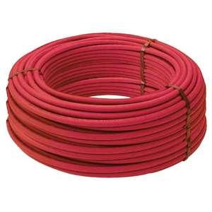 Tube PER Anti Oxygène pour pour Chauffage et Climatisation Somatherm - Ø12 mm - 240m - Rouge
