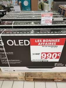 """TV 55"""" LG OLED55BX - 4K UHD, Chambray les Tours (37)"""