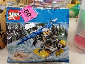 Sélection de pochettes Lego en promotion à partir de 2.50€ (ex: Lego City 30359 : Police Water Plane) - Soisy-sous-Montmorency (95)