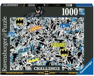 Puzzle Ravensburger Challenge Batman - 1000 pièces