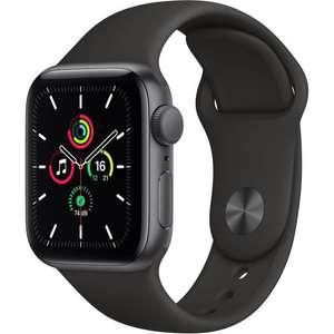 Montre connectée Apple Watch SE - GPS, 40 mm, Gris Sidéral