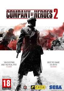 Jeu Company of Heroes 2 sur PC (Dématérialisé, Steam)