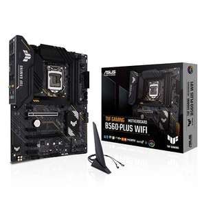 Carte-mère Intel Asus TUF Gaming B560-PLUS Wifi - Intel 1200, ATX, Wifi 6