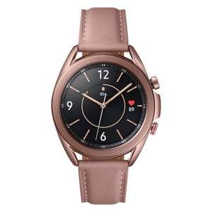 [Clients SFR] Montre connectée Samsung Galaxy Watch3 41mm 4G bronze mystique (via ODR de 30€ sur facture)
