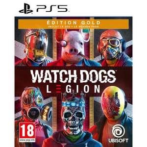 Watch Dogs Legion - Édition Gold sur PS5