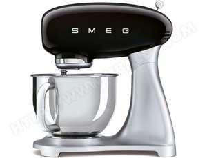 Robot de cuisine multifonction Smeg SMF02 SMF02BLEU - 800 W, Noir