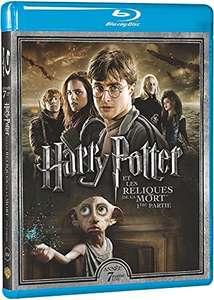 Blu-ray Harry Potter et les Reliques de la Mort - 1ère partie - Année 7 - Le monde des Sorciers de J.K. Rowling