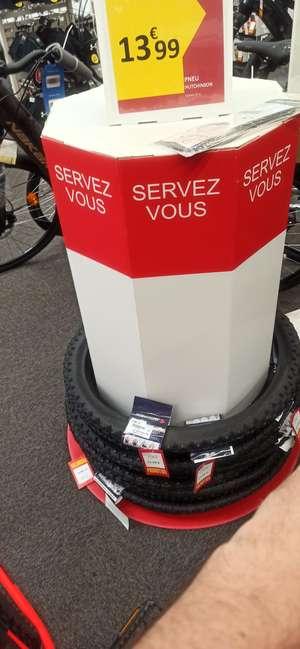 """Sélection de pneus VTT en promotion - Ex : Hutchinson Taipan (27.5"""" x 2.10) - Saint-Maximin (60)"""