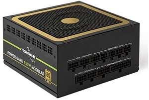 Alimentation PC modulaire Tecnoware - 850W, 80+ GOLD