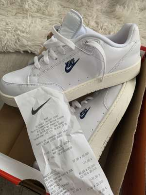 Chaussures Nike Grandstand II - Tailles 40, 41, 41.5 & 43 - Nike Store St Ouen (93)