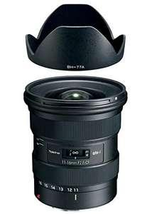 Objectif Photo zoom grand-angle Tokina 11-16mm f/2.8 ATX-i CF - Monture Canon EF-S (APS-C)