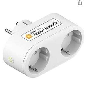 Sélection d'articles en promotion - Ex: Prise connectée Wi-Fi Biplite - 2 prises, Compatible avec Apple HomeKit, Google (vendeur tiers)