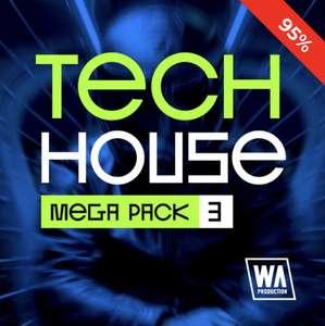 Pack banque de sons MAO Techno Mega House - dématérialisé (waproduction.com)