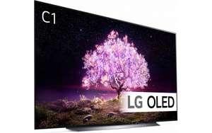 "TV 83"" OLED LG OLED83C14LA - 4K UHD, HDR10, HDMI 2.1, Smart TV"
