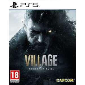 Jeu Resident Evil 8 Village sur PS5 (vendeur tiers)