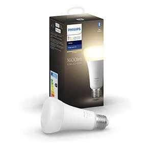 Ampoule connectée Philips Hue White (E27)