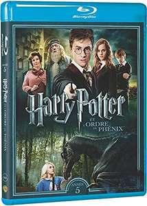 Blu-ray Harry Potter et l'Ordre du Phénix - Année 5, Le monde des Sorciers de J.K. Rowling