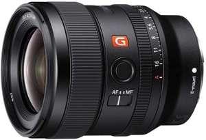 Objectif Sony SEL24F14GM FE - 24 mm, f/1.4 GM