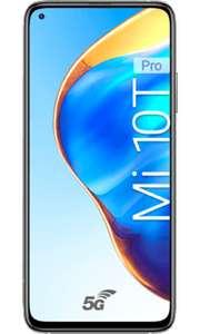 "Smartphone 6.67"" Xiaomi Mi 10T Pro 5G - 8 Go RAM, 256 Go (Via ODR de 100€)"