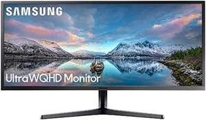 """Ecran PC 34"""" Samsung S34J550WQR - UWQHD, 3440x1440, VA"""