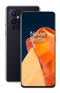 "Smartphone 6.55"" OnePlus 9 5G - full HD+ 120 Hz, SnapDragon 888, 8 Go de RAM, 128 Go, noir"