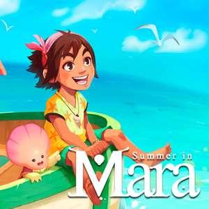 Summer in Mara sur Nintendo Switch (Dématérialisé)