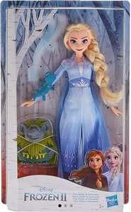 Jouet Hasbro Disney La Reine Des Neiges 2 - Coffret Poupée Princesse Disney Elsa et ses Amis + Accessoires (29 cm