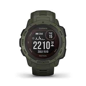 Montre GPS Garmin Instinct Solar Tactical Edition